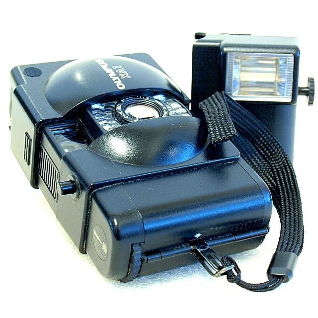 Olympus XA1 35mm Capsule Camera