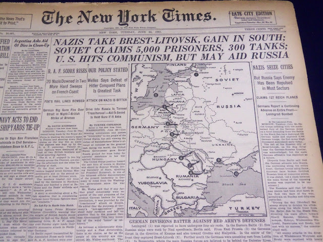 NY Times 24 June 1941 worldwartwo.filminspector.com
