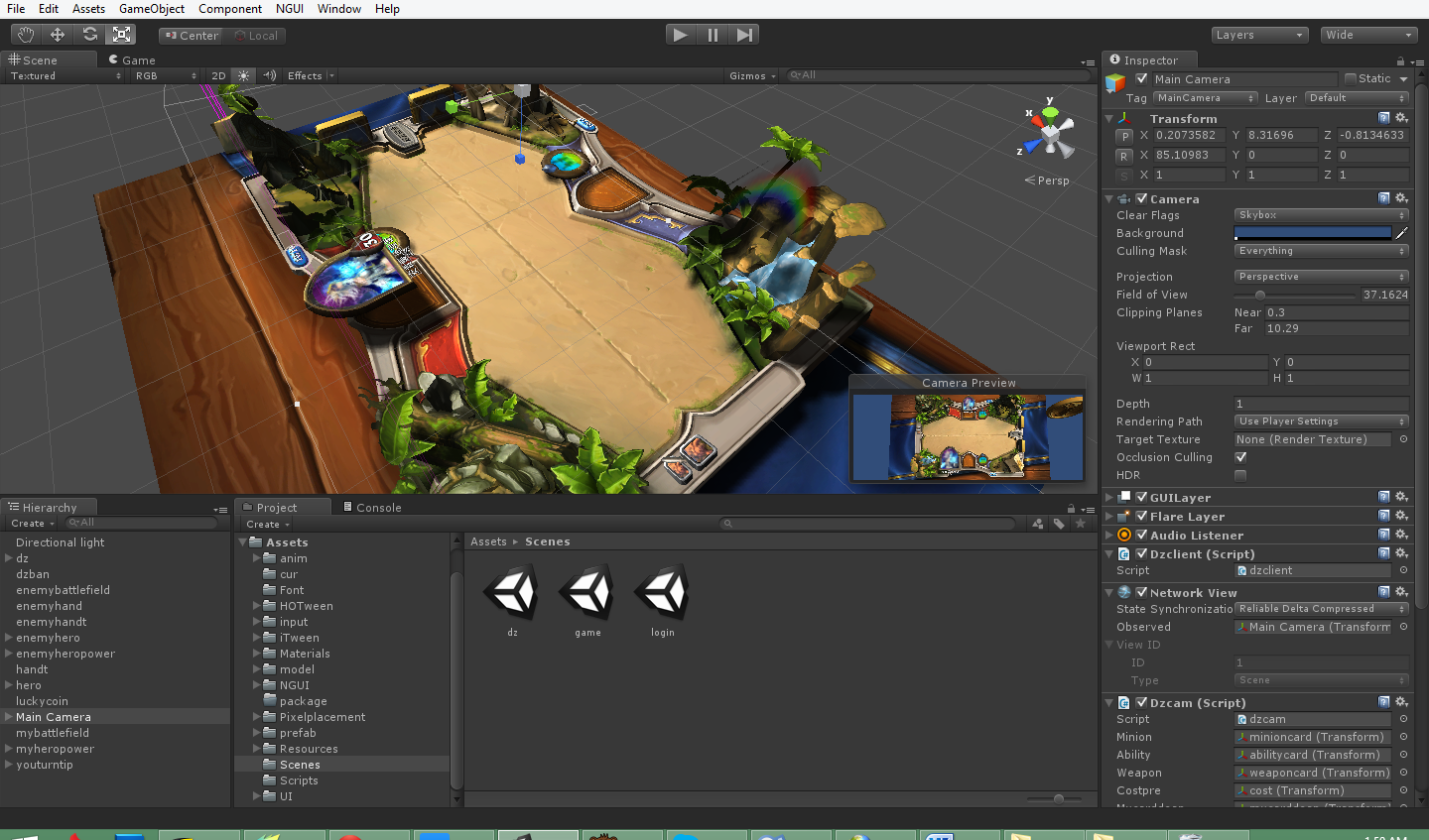 Blizzard's Hearthstone made with Unity   Unity 3d Tutorials