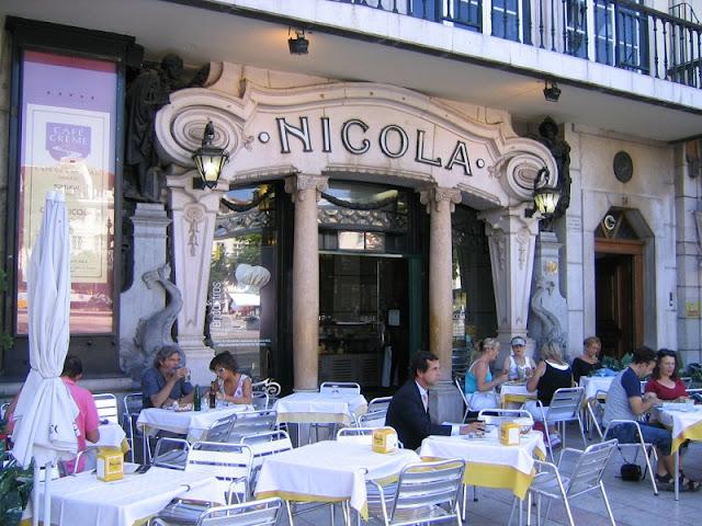 Cafeterias em Lisboa