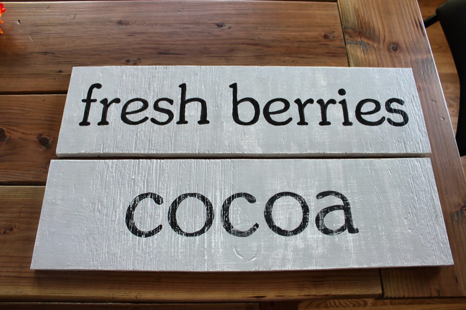wooden signs for kitchen bar height table sets all things diy wood the