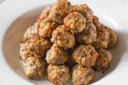 Low Carb Breakfast Balls