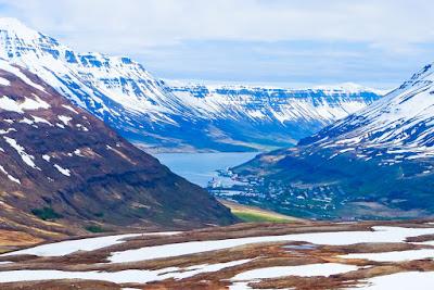 Le mois de mai en Islande