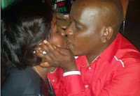 3 - PHOTO! DENNIS ITUMBI and JACQUE MARIBE resurface, he keeps on chasing her like a fly