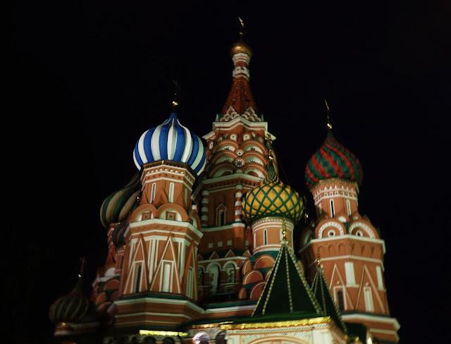 Chyba najbardziej rozpoznawalna cerkiew Moskwy