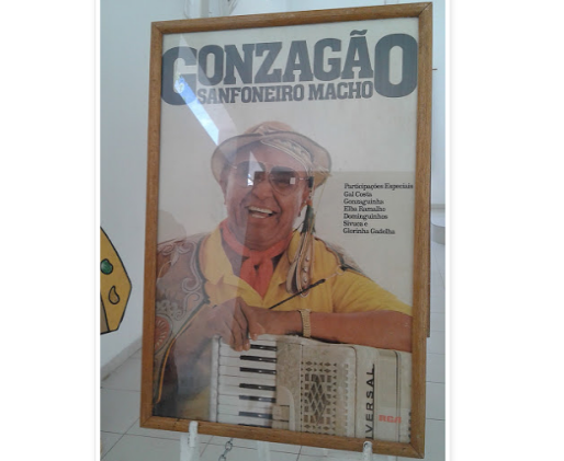 Há 105 anos, nascia Luiz Gonzaga, o Rei do Baião