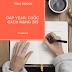 """Tặng ebook """"Gap Year: Cuộc cách mạng 365"""""""