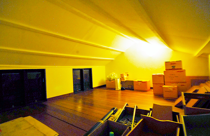 Conservation Shophouse Attic