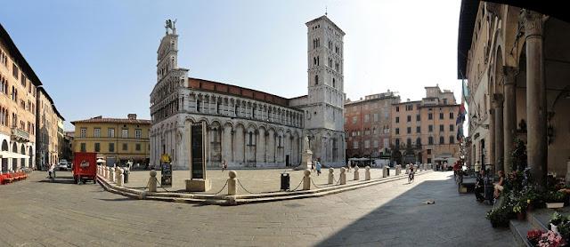 Igreja San Michele in Foro em Lucca
