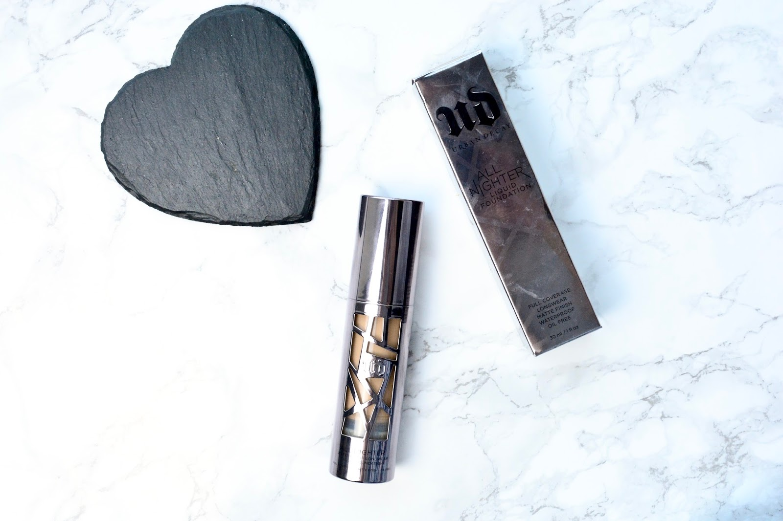 Urban Decay, Urban Decay All Nighter Foundation, All Nighter Foundation, Foundation, Makeup