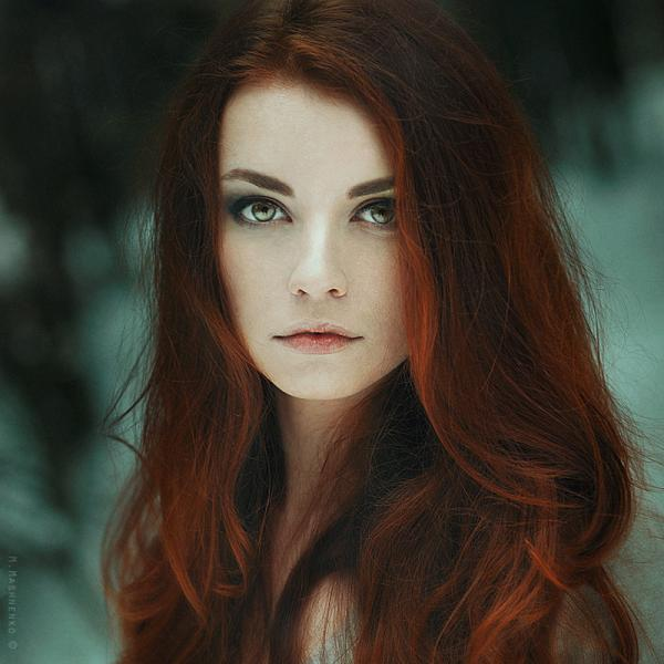 Portrait Photography Works by Maksim Mashnenko