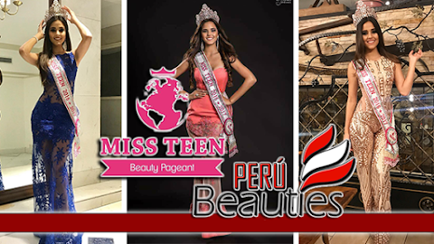 Miss Teen Pageant International 2016 / 2017 es Perú