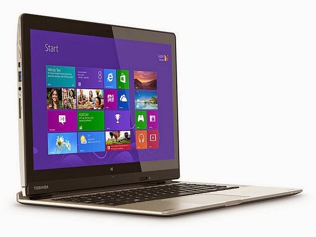Harga Laptop/Notebook Toshiba Keluaran Terbaru 2015