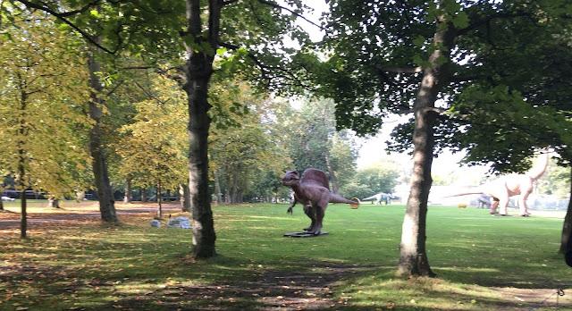 Leazers park Jurassic Kingdom