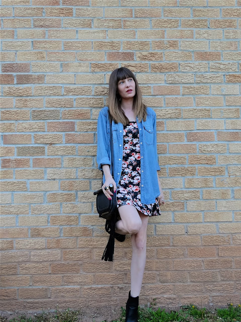 #ootd: 90s style, as worn by NJ Fashion Blogger Jen Jeffery of House Of Jeffers