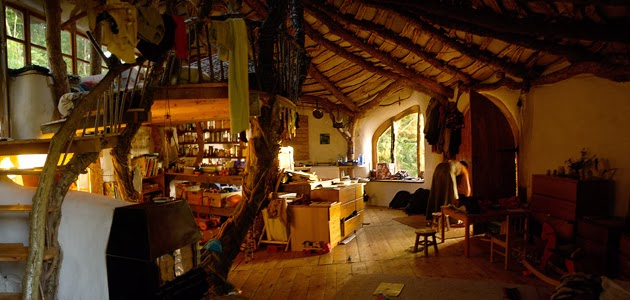 The Art Of UpCycling How To Build A Cob House  Ideas To