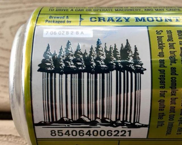 Designer cho lon bia này có lẽ đã phải rất vất vả