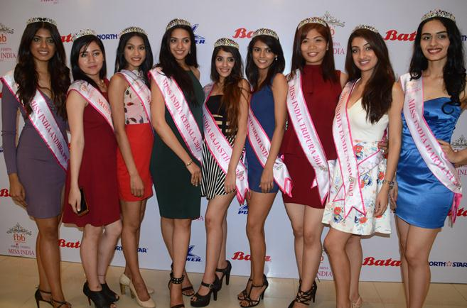 15fd5d63aa State winners of fbb Colors Femina Miss India 2017 share style tips and  trends with youth