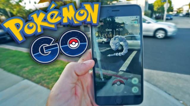 Pokémon Go chegou no Brasil  - MichellHilton.com