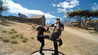 Final Fantasy XV - Square Enix