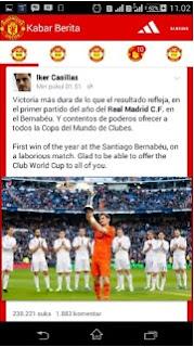 Facebook Mod Manchester United