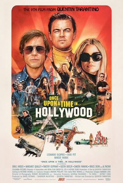 مراجعة فيلم Once Upon a Time in Hollywood بطولة ليوناردو دي كابريو