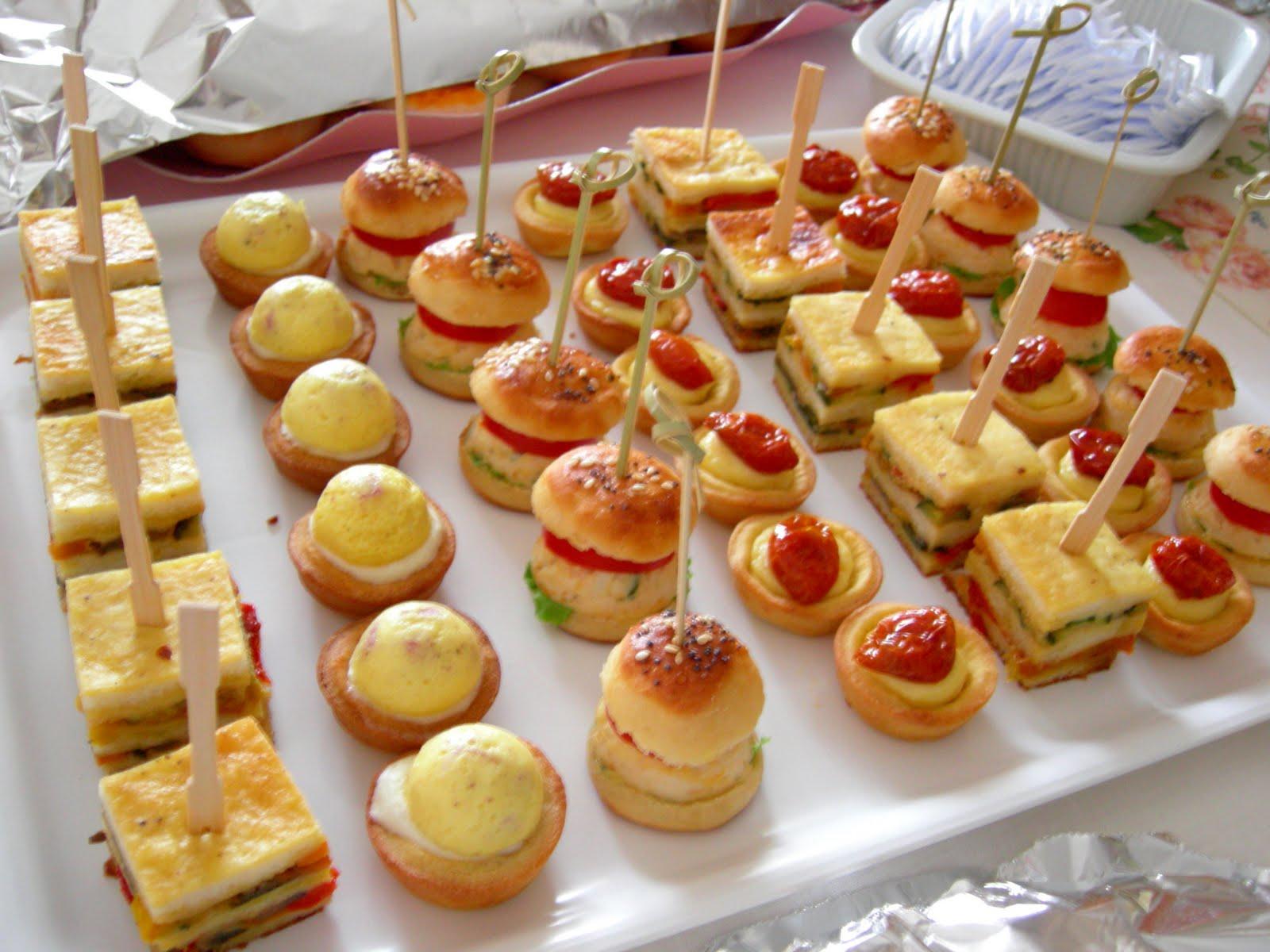 Popolare Pasqualina in cucina: Buffet per il mio compleanno!! OM73