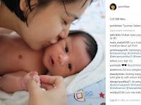 Nama Anak Putri Titian dan Junior Liem