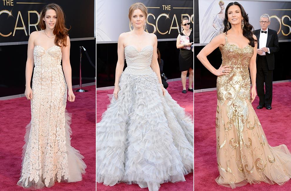 Los diez mejores looks de los Oscar 2013.Top Ten Aloastyle.