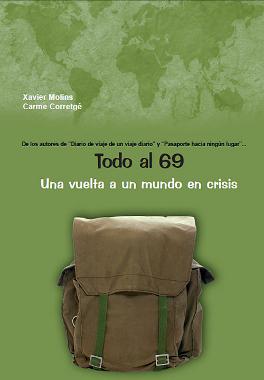 """Sorteo de """"Todo al 69. Una vuelta a un mundo en crisis"""" de Xavier Molins y Carme Corretgé"""