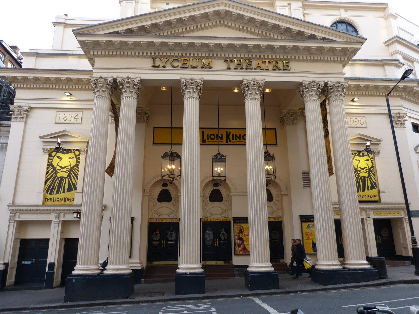 Lyceum Theatre 2015
