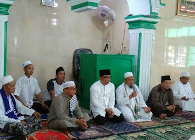 Ridwan Kamil Resmi Buka Pesantren Ramadan di Purwakarta