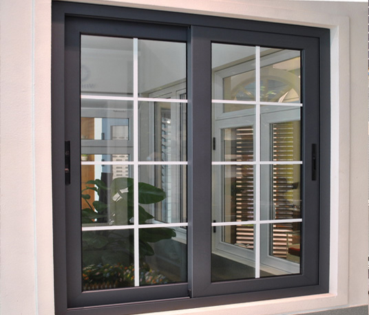 cửa nhôm kính đẹp - mẫu thiết kế số 7