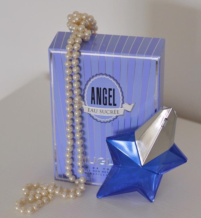 angel eau sucre profumo