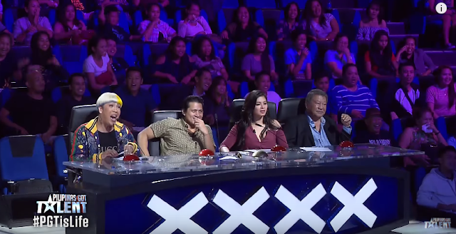 MUST WATCH: Hilarious Act Of A PGT  Contestant From Iloilo City Totally Impressed  The Judges!