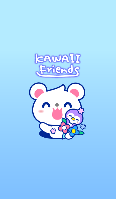 KAWAII Friends