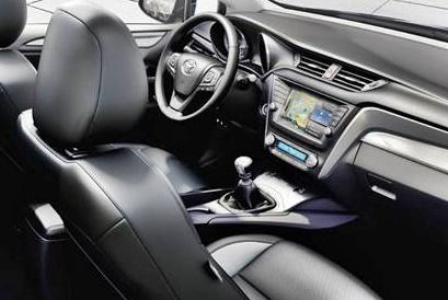 Toyota Avensis 2018 Redesign