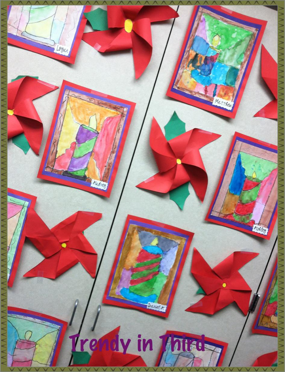 Third Grade Christmas Crafts For Parents