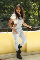 Neha Deshpande in Spicy Denim Jumpsuit and Whtie Crop Top March 2017 109.JPG