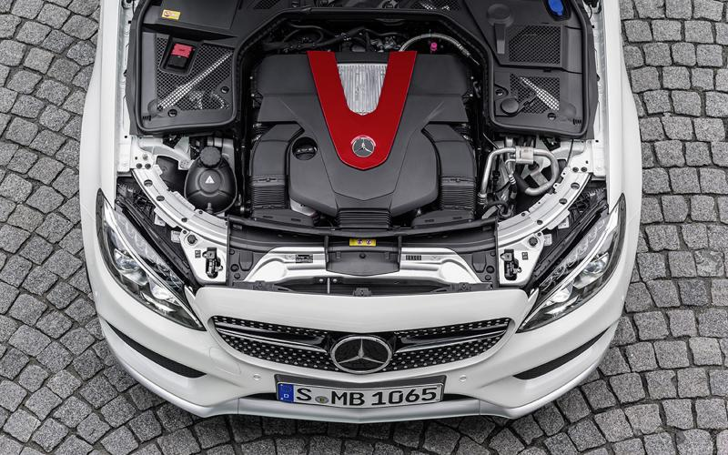 New Mercedes C450 Amg Sport Slots Under C63 Amg With 362hp