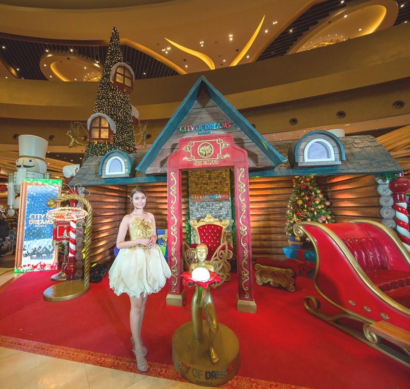 Wonders Of Christmas At City Of Dreams Manila