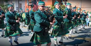 Savannah St Patrick's Day Parade
