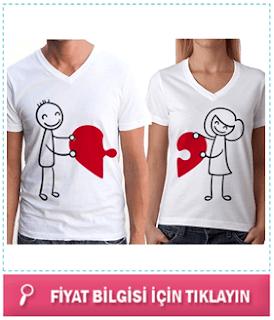 Çİft Tişörtleri