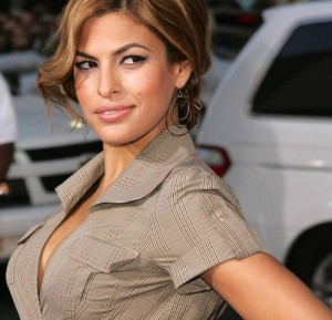 Fine Celebrity Hairstyle Hairstyles Eva Mendes Short Hairstyles For Black Women Fulllsitofus