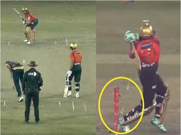 BPL; Afridi's unique way out of video viral