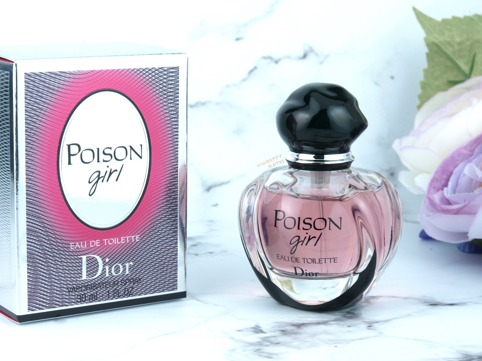 Dior Poison Girl Eau de Toilette  Review   The Happy Sloths  Beauty ... 349bba2b695f