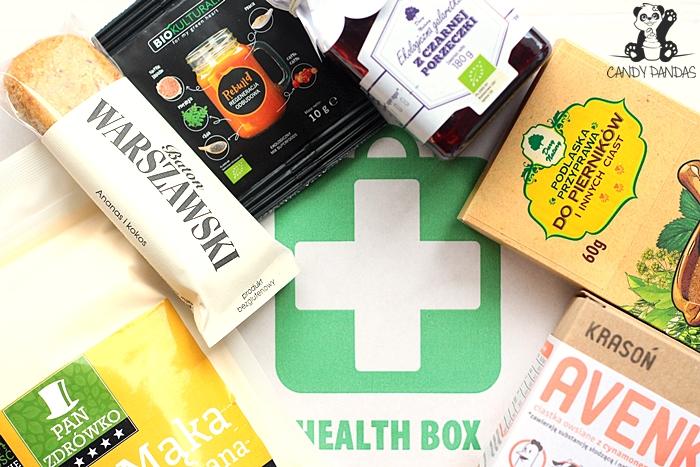 Pudełko zdrowych skarbów cz.16 - Health Box (health-box.pl)