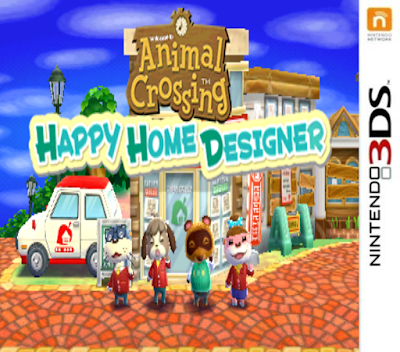 Animal Crossing Happy Home Decrypted 3DS EUR