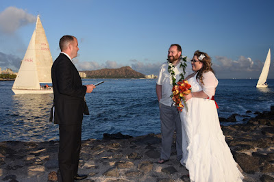 Magic Island Wedding