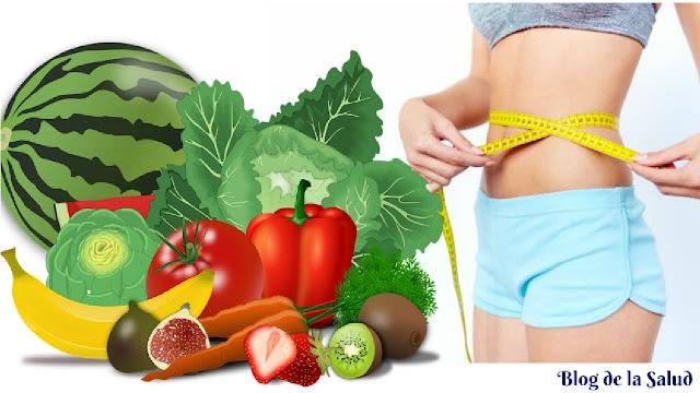 Quieres comidas bajas en calorías